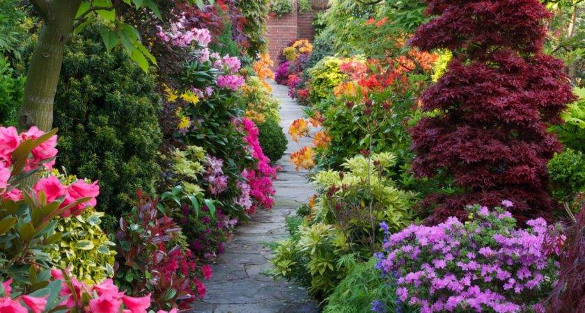 Drelis Gardens Four Seasons Garden Most Beautiful