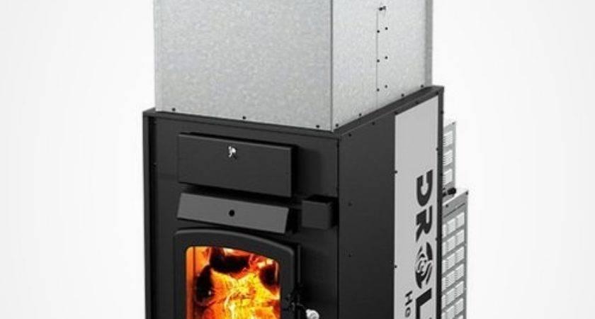 Drolet Heatmax Wood Furnace Ebay