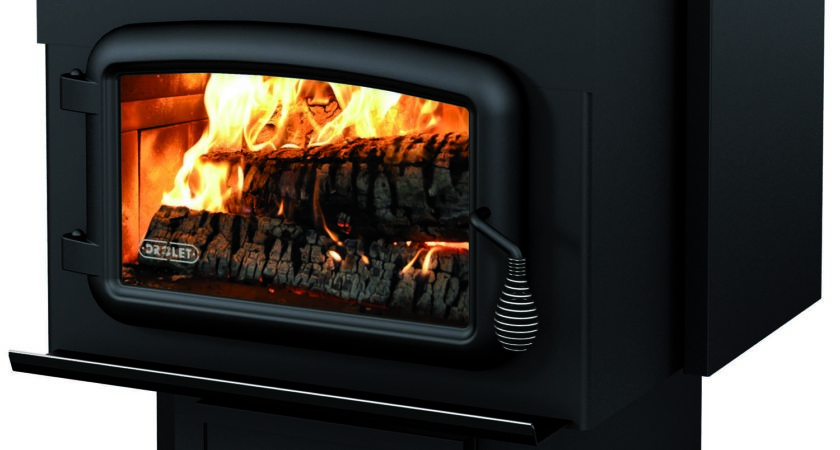 Drolet High Efficiency Wood Stove Fleet Supply