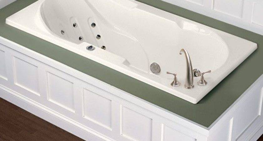 Drop Bathtub Alcove Bathroom Ideas Pinterest