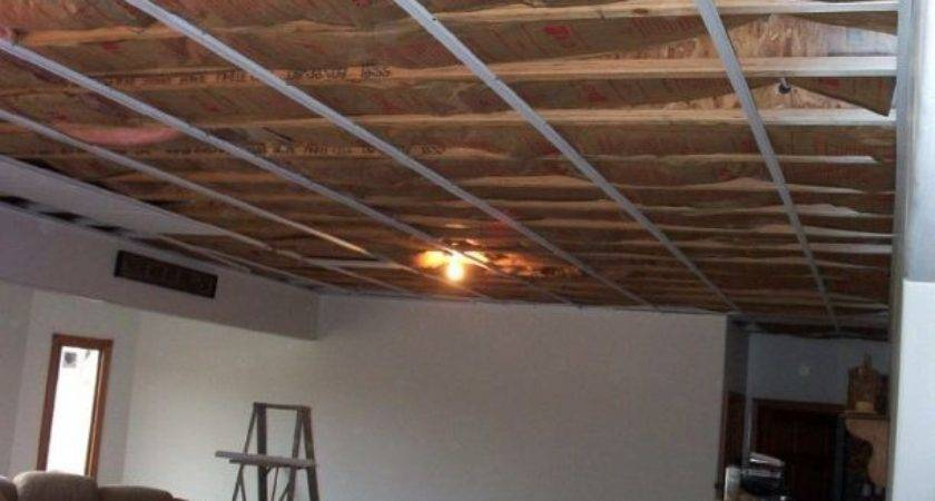 Drop Ceiling Makeover Guidepecheaveyron