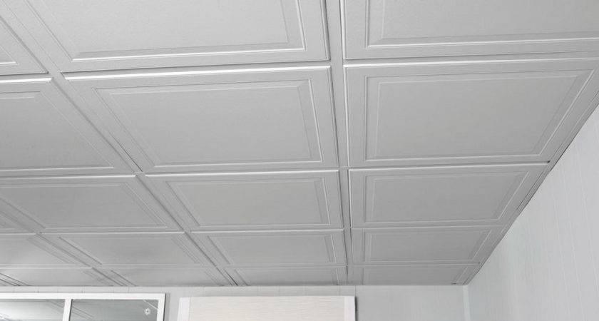 Drop Tile Ceiling Ideas Home Design