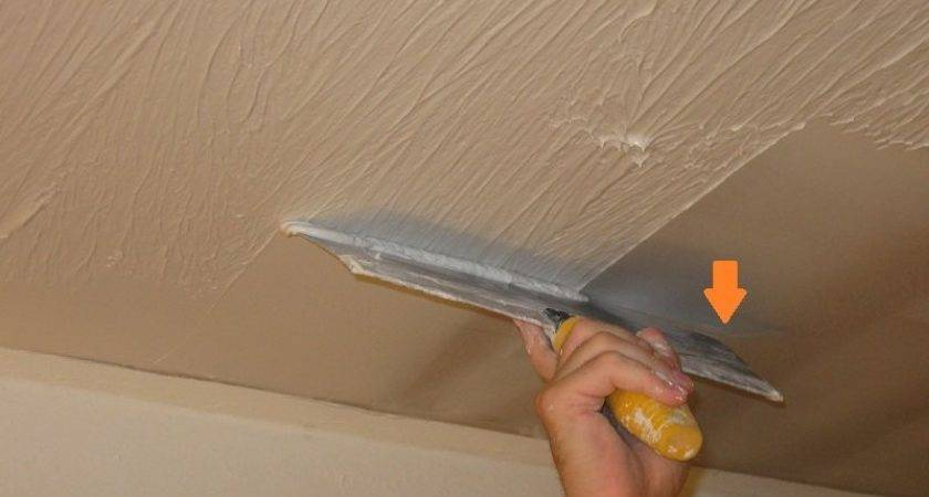 Drywall Compound Textured Ceiling Integralbook