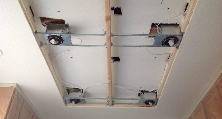 Drywall Repair Before After