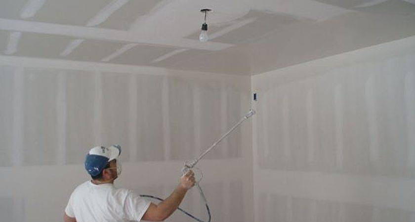 Drywall Repair Ceiling Light