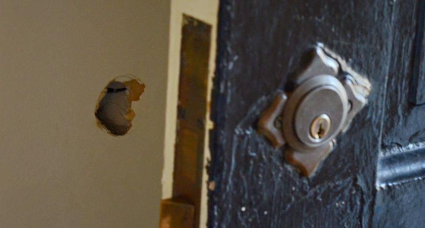 Drywall Repair Hole