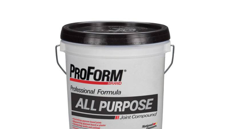 Drywall Repair Joint Compound