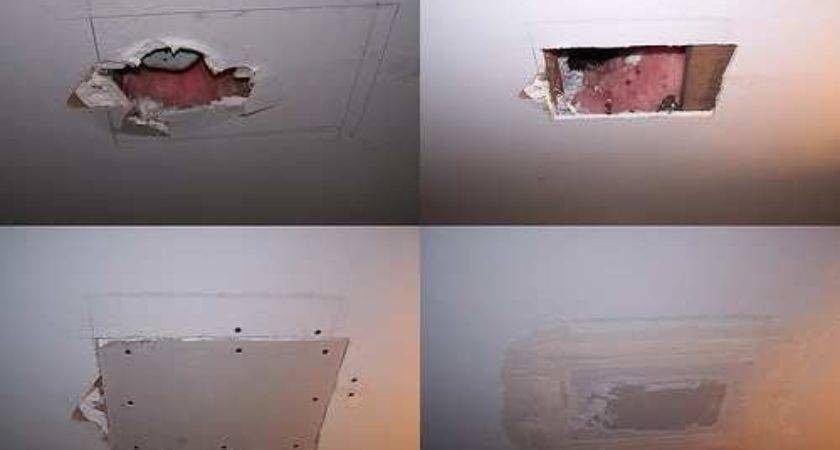 Drywall Repair Raftertales Home Improvement