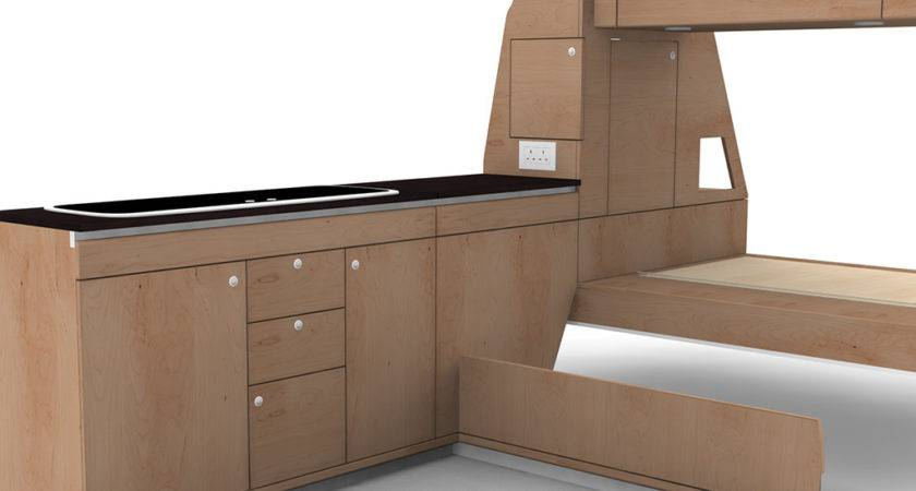 Dubteriors Quality Campervan Interior Furniture Kits