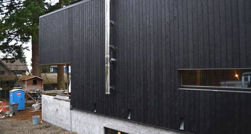 Dunbar House Wood Siding Home Building Vancouver