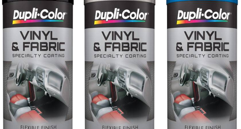 Dupli Color High Performance Vinyl Fabric Spray