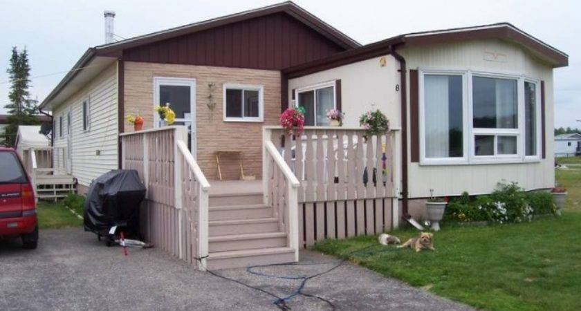 Dutch Villa Mobile Home Manitouwadge Ontario Bestofhouse