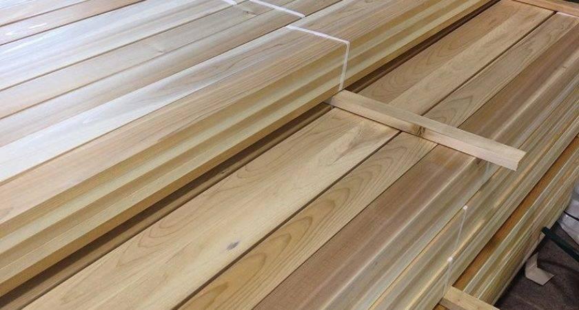 Eastern White Cedar Lumber Lanark