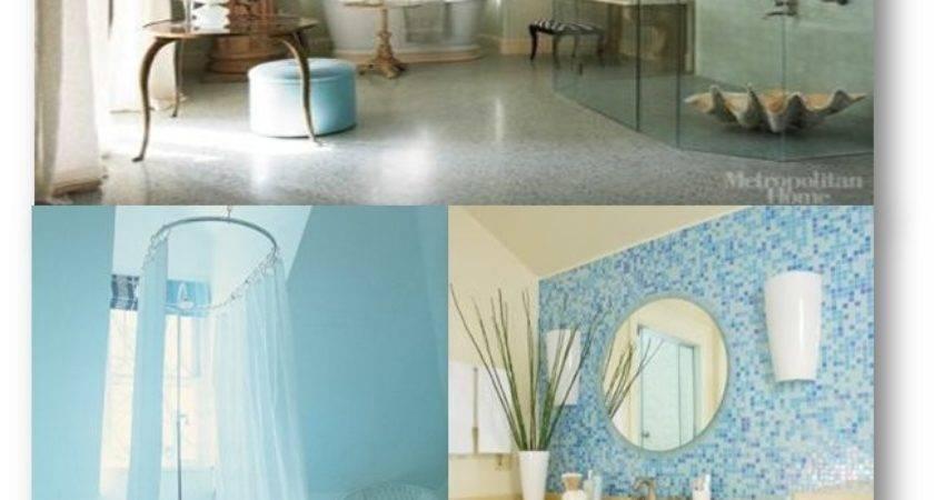 Easy Beach House Bathroom Decor Regarding Home
