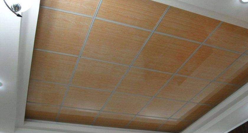 Easy Cleaning Pvc Drop Ceiling Tiles House