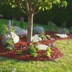 Easy Diy Landscaping Build Rock Garden Parkstrip