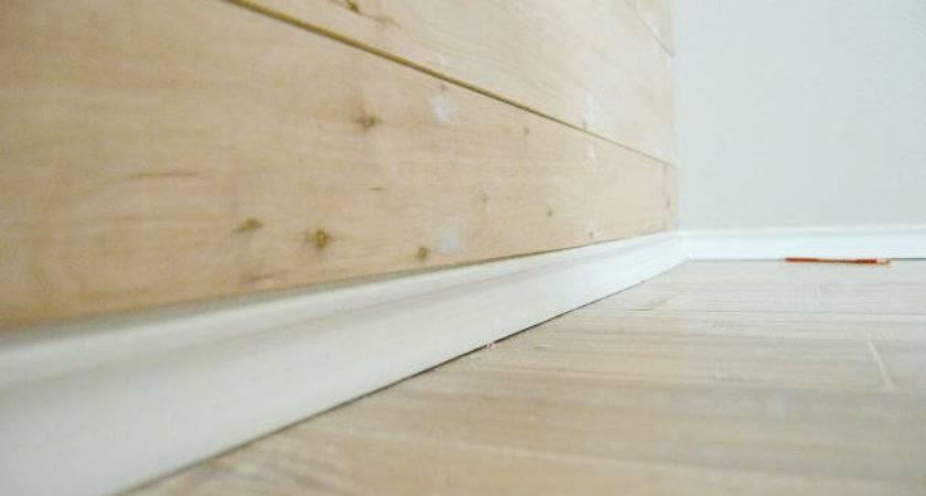 Easy Diy Shiplap Wall Table Hearth