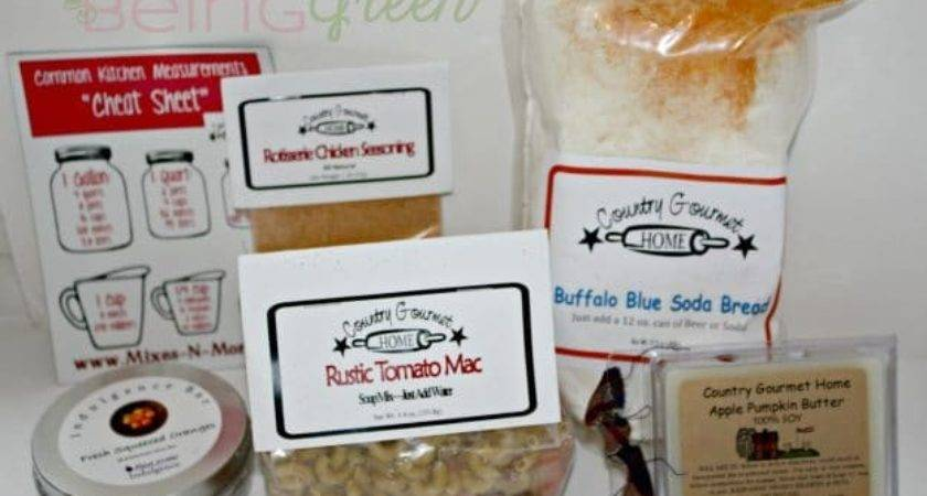 Easy Make Gourmet Food Mixes Country Home