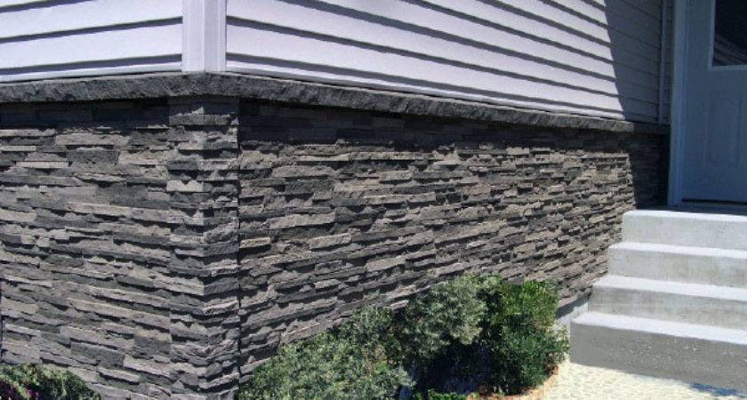Easy Mobile Home Foundations Creative Faux Panels