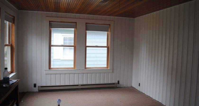 Easy Paint Wood Paneling Home Painting Ideas