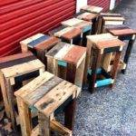 Easy Pallet Projects Sectional Bench Cool