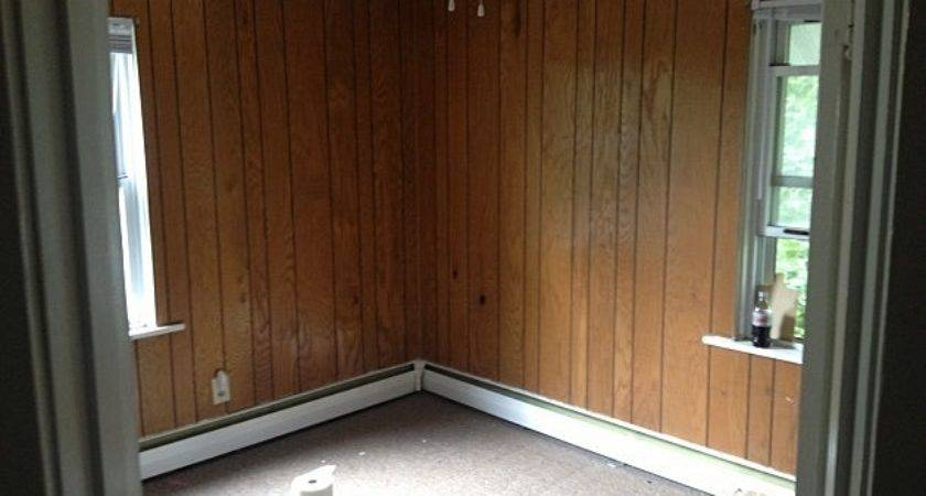 Easy Way Paint Wood Paneling Photos