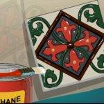 Easy Ways Tile Painting Wikihow