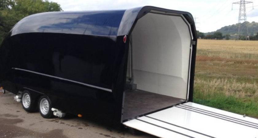 Eco Trailer Enclosed Race Car Trailers