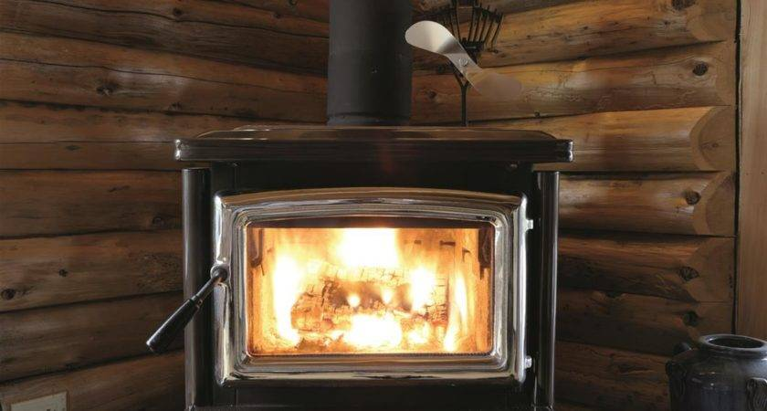 Ecofan Airmax Heat Powered Wood Stove Fan