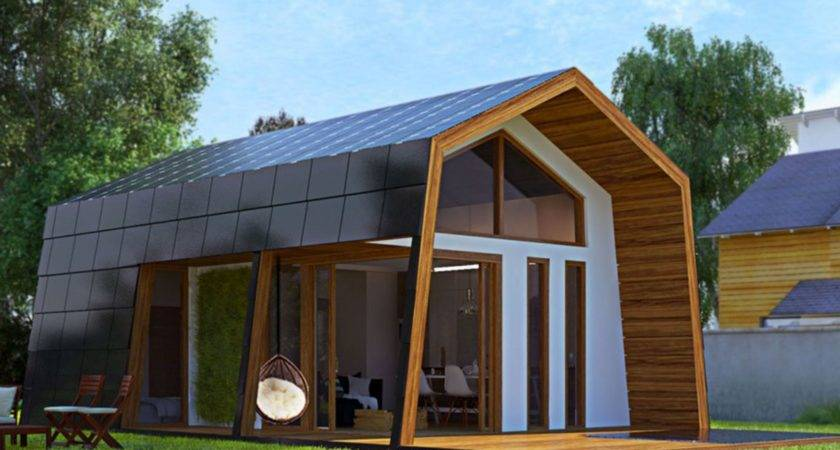 Ecokit Prefab Cabin Sustainable Home Can Assemble
