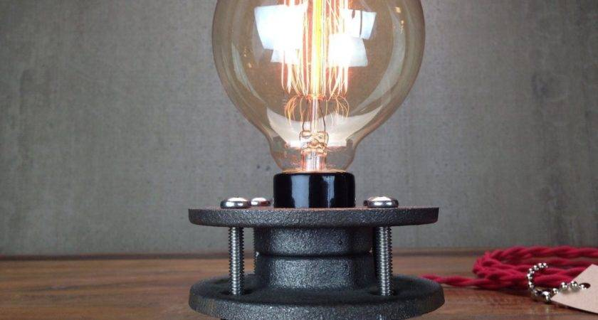 Edison Bulb Light Minimalist Lamp Gadget Flow