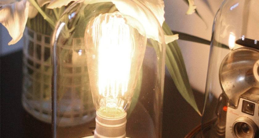 Edison Lamp Diy Thriftdee