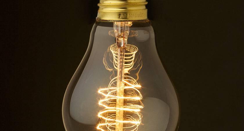 Edison Light Bulb Lamp Lamps Ideas