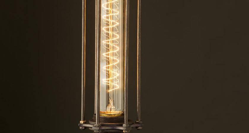 Edison Light Globes Part Brassy Classy Steampunk