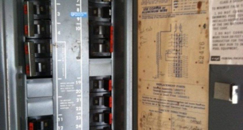 Electrical Panels Home Inspections