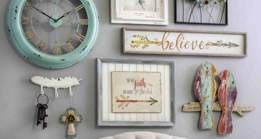 Elegant Country Chic Wall Decor Blog
