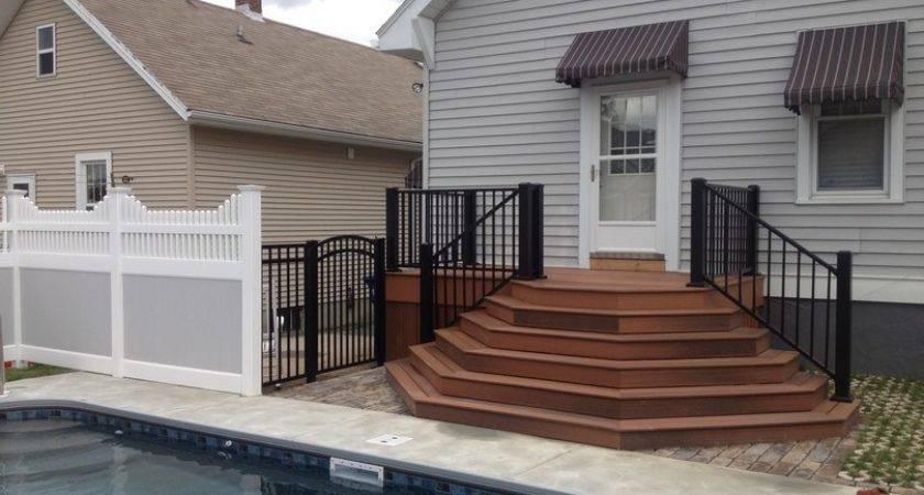 Elegant Front Deck Ideas Fall Love