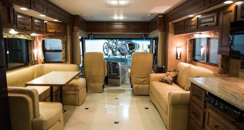 Elegant Motorhome Interior Design Ideas Creative