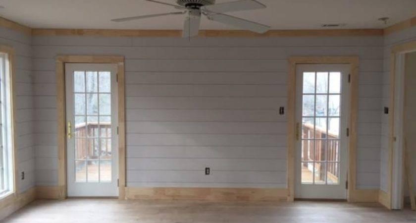 Elegant Shiplap Siding Interior Walls Blog