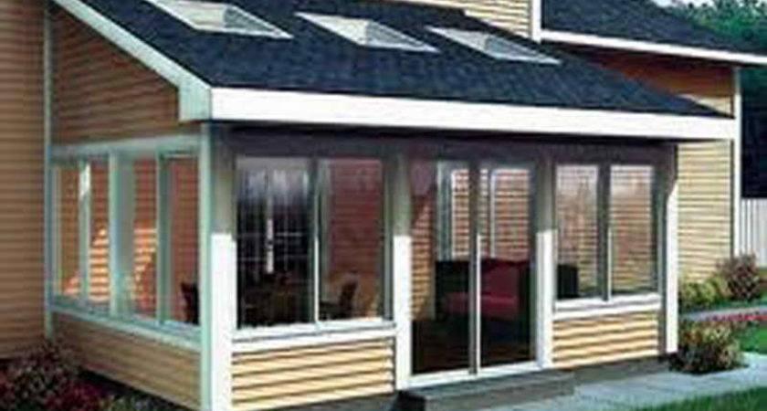 Elegant Sun Porch Designs Ideas Back Garden