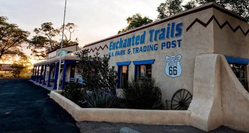 Enchanted Trails Park Albuquerque Driving Route
