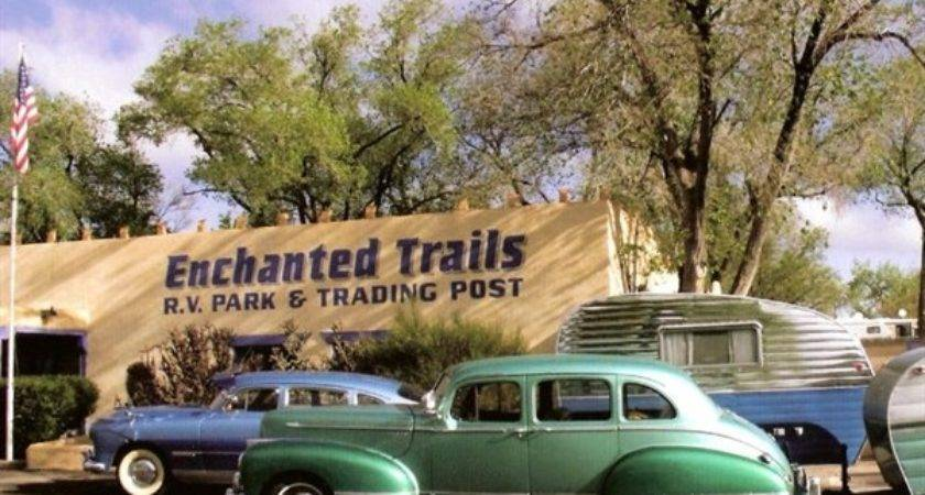 Enchanted Trails Park Trading Post Albuquerque