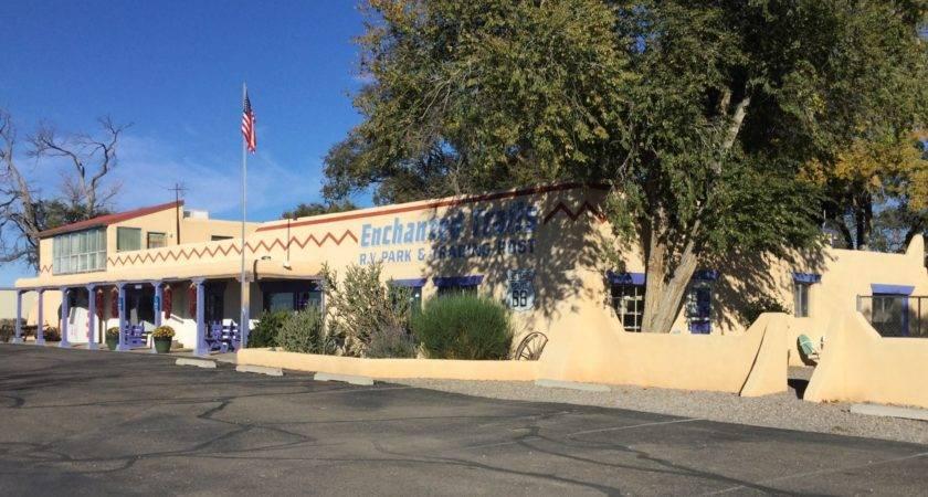 Enchanted Trails Park Trading Post Albuquerque