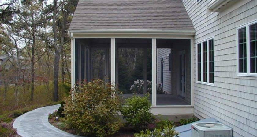 Enclosed Back Porch Designs Very Small