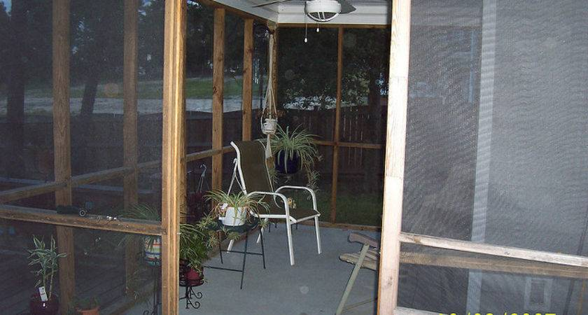 Enclosed Back Porch Flickr Sharing