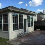Enclosed Back Porch Ideas Karenefoley Chimney