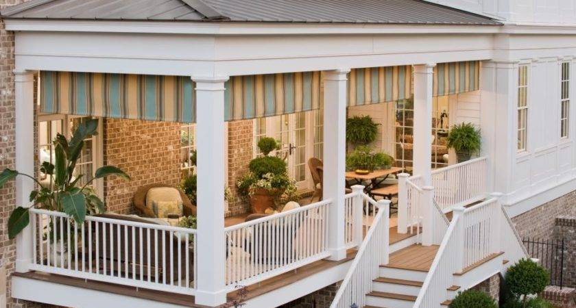 Enclosed Back Porch Ideas Type Karenefoley