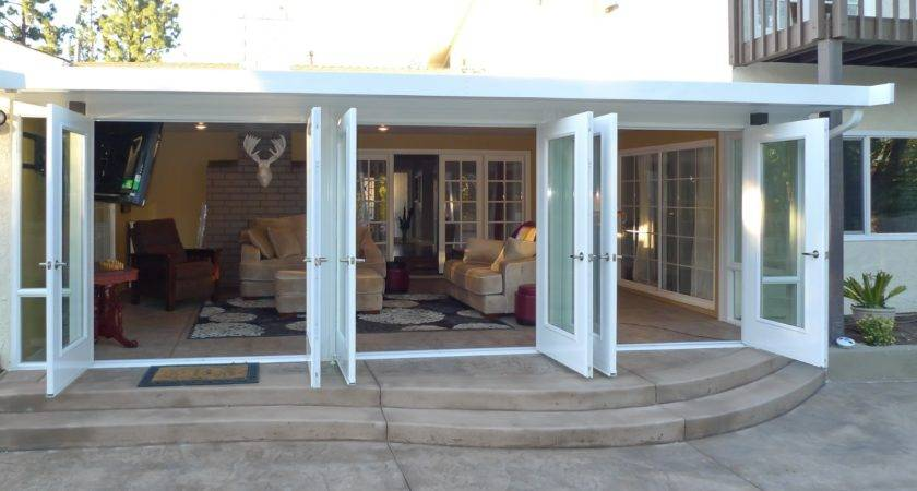 Enclosed Patio Designs Magnificent White Porch