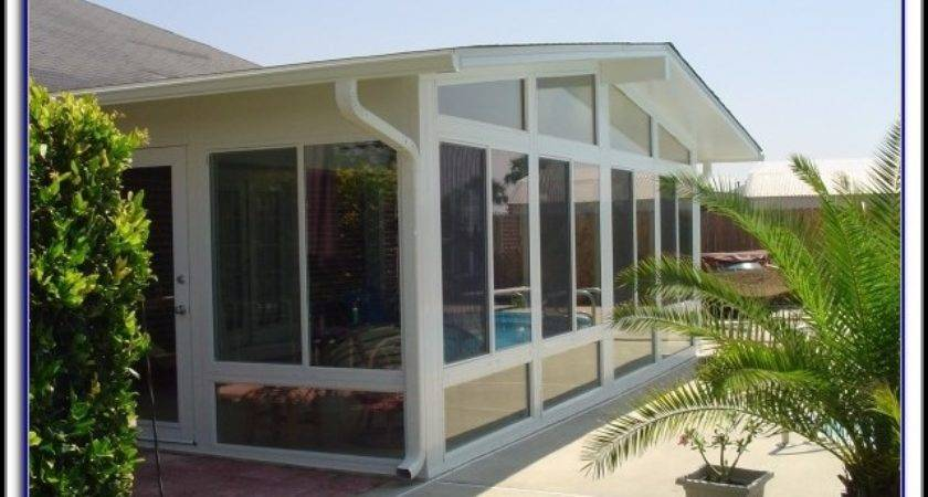Enclosed Patio Designs Perth Patios Home Decorating