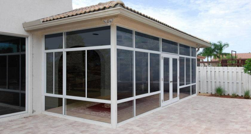 Enclosed Patio Kits Newsonair